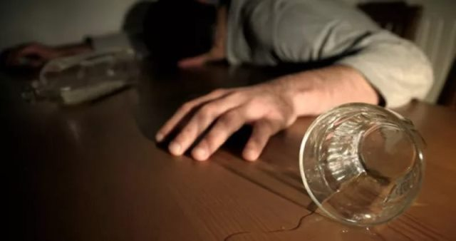 Детоксикация алкоголиков