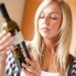 Алкоголизм у женщины