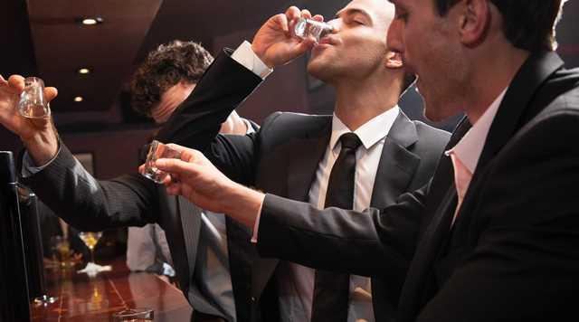 Начальная стадия алкоголизма