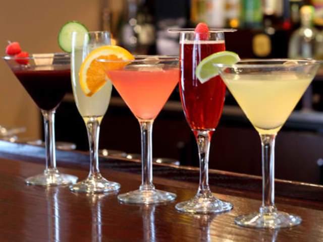 Коварные алкогольные напитки