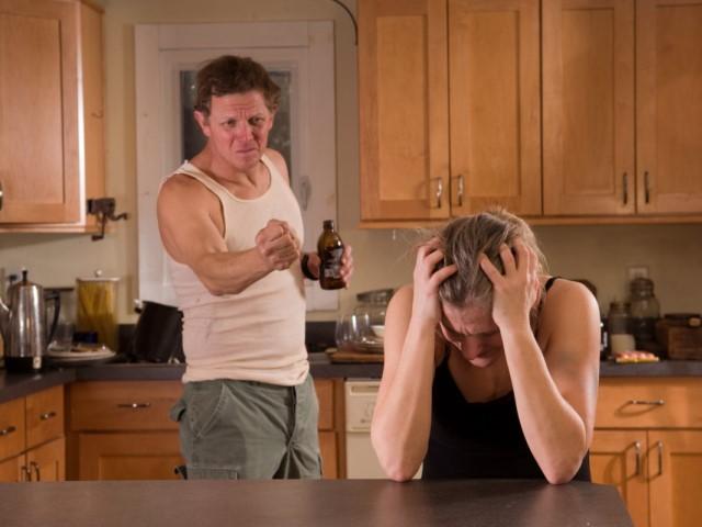 Жизнь рядом с алкоголиком