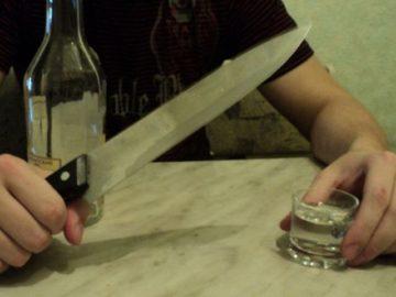Трагедии употребления спиртного