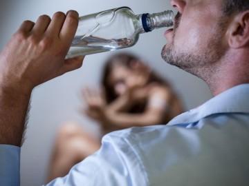 Отец пьет