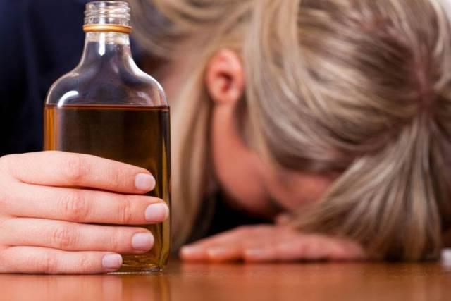 Психологические признаки женского алкоголизма