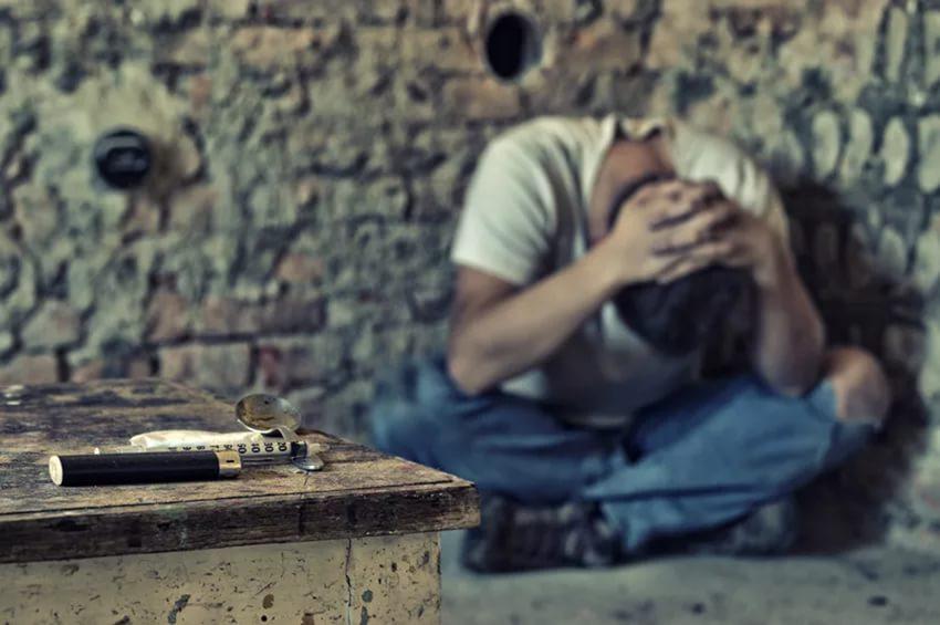 Снятие ломки наркозависимого