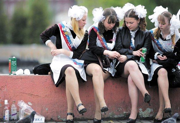 Пьяные подростки фото 3