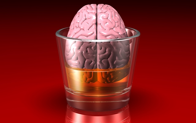 Как алкоголь влияет на мозг?