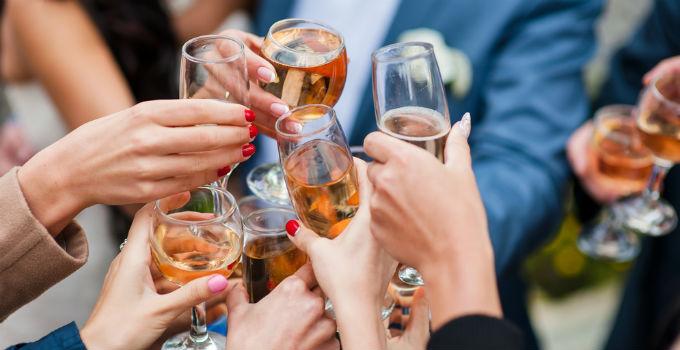Алкогольные напитки с быстрым опьянением