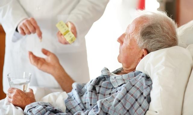 Лечение алкоголизма у пожилых пациентов