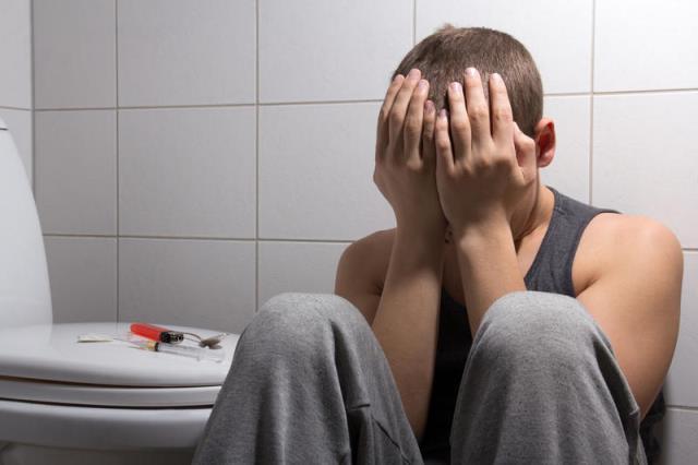 Причины наркомании среди молодежи