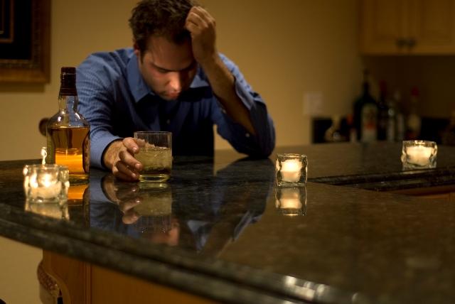 Тайный алкоголизм