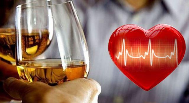 Вред алкоголя для сердца