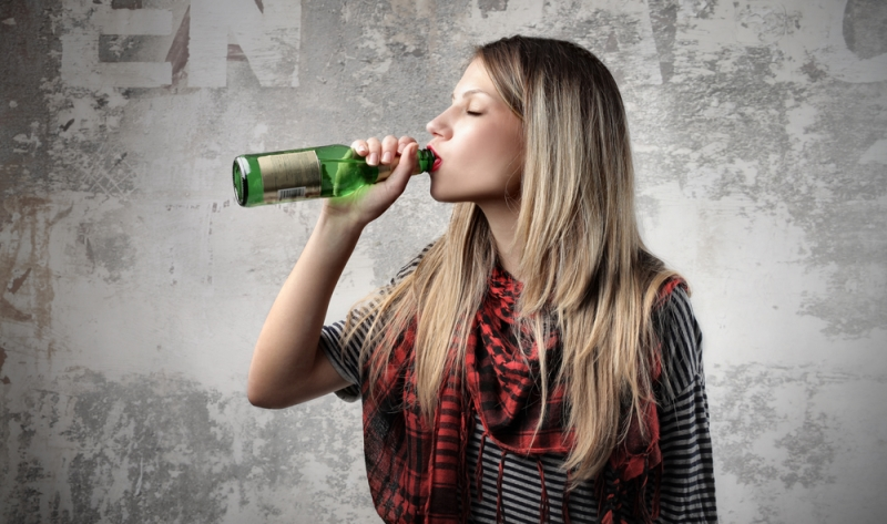 Влияние алкоголя на мозг подростков