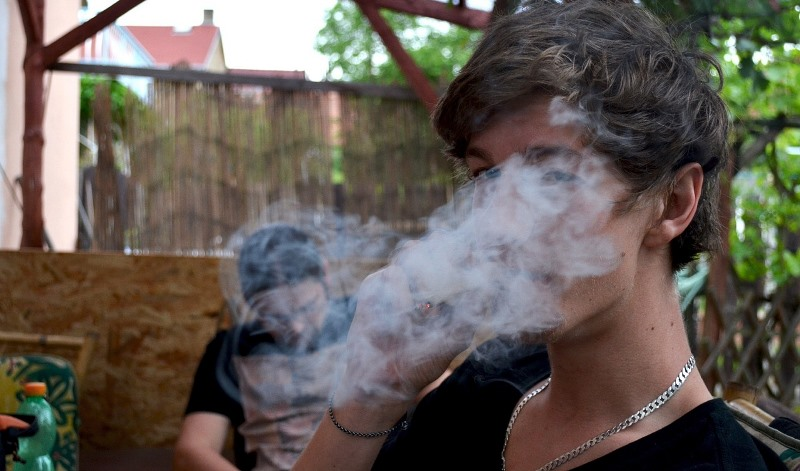 Влияние марихуаны на мозг подростков