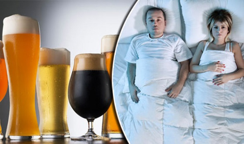 Проблемы с потенцией у алкоголиков