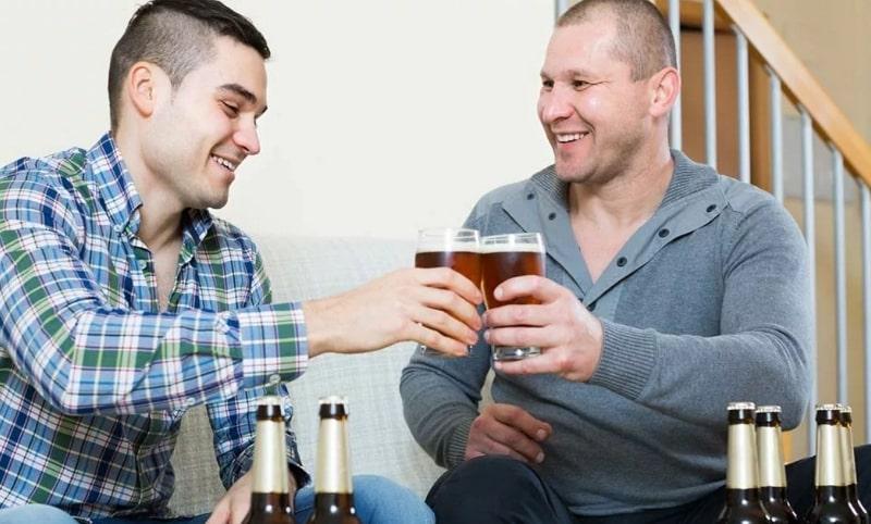 Алкоголизм выходного дня