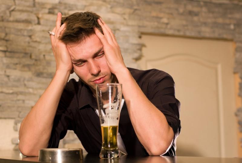 Алкоголизм и проблемы с психикой
