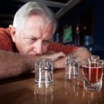 Проблемы психики у алкоголиков
